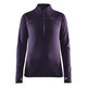 Craft Pin Midlayer Dames violet
